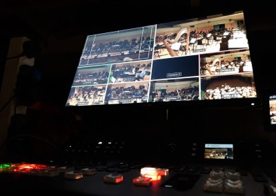 Event Video National Concert Hall Eight Cameras