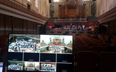 Live Stream from Ulster Hall Belfast, The Wind Ensemble of Scarsdale High School New York