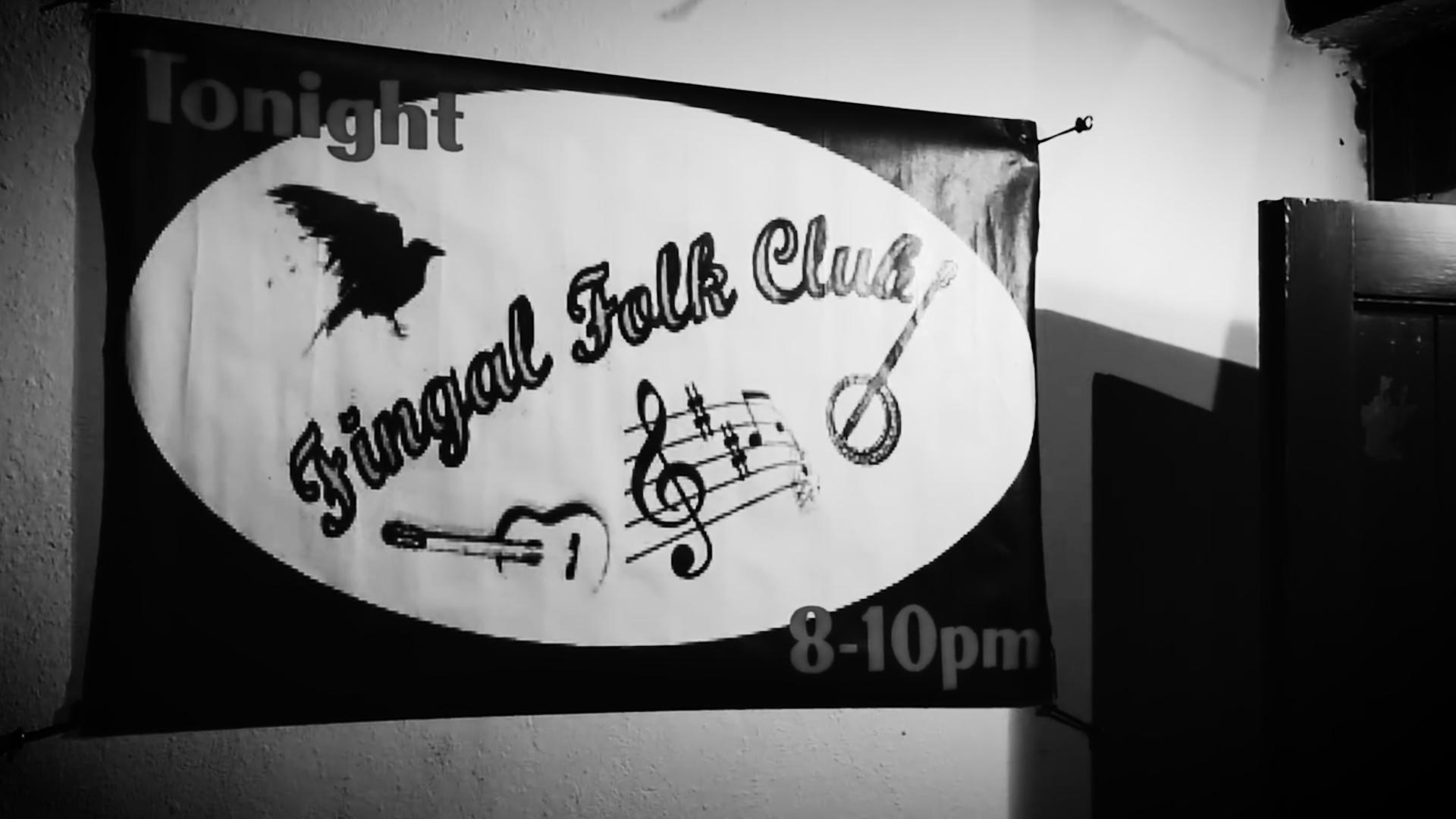 Fingal Folk Club Sign Event Video